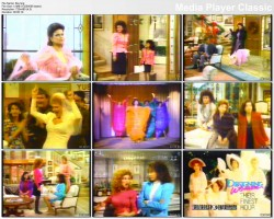 DESIGNING WOMEN - Highlights Show (commercial)