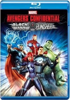 Avengers Confidential: Black Widow & Punisher 2014 m720p BluRay x264-BiRD