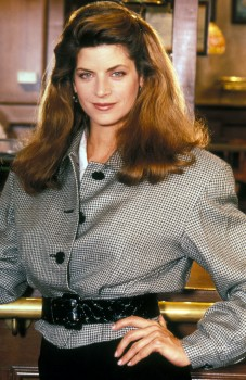 KIRSTIE ALLEY - Cheers HQx1