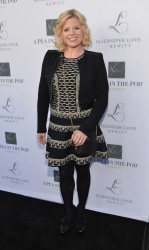 "Megan Hilty - A Pea In The Pod ""L By Jennifer Love Hewitt"" Launch in Beverly Hills 4/1/14"