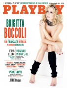 Playboy Italy March-April 2014 – Brigitta Boccoli