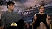 "Emma Watson | Made in Hollywood ""Noah"" Interview 2014"