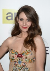 Alison Brie - 'Mad Men' Season 7 premiere in Hollywood 4/2/14