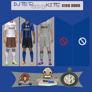 Download PES 2014 Inter 2009 Retro Kits by Firas Zinou