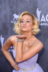 Kellie Pickler - 49th Annual Academy Of Country Music Awards in Las Vegas 4/6/14