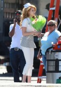 Bella Thorne - On Set of her music video 4/06/14