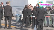 Leaving Film Independent Spirit Awards in Santa Monica (February 23) 2b86fc319328397