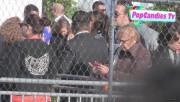 Leaving Film Independent Spirit Awards in Santa Monica (February 23) 78084c319328149