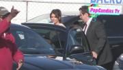 Leaving Film Independent Spirit Awards in Santa Monica (February 23) De854c319328796