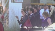 Nina & Ian Arrive to Elton Johns Oscar Viewing Party (February 24) 86088e319331218
