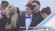 Nina & Ian Arrive to Elton Johns Oscar Viewing Party (February 24) D60de6319331021