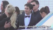 Nina & Ian Arrive to Elton Johns Oscar Viewing Party (February 24) E5caec319331016