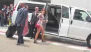 Nina Dobrev talking with fans at SDCC (July 20) 92ec40319506035