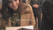 Signing Autographs at 'The Great Gatsby' Premiere Party in NYC (May 1) A47ee4319505106