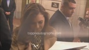 Signing Autographs at 'The Great Gatsby' Premiere Party in NYC (May 1) F9a36a319505007