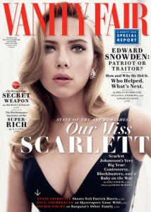 Vanity Fair Magazine (May 2014)