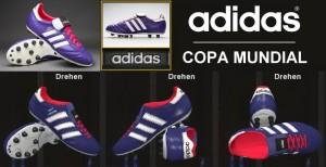 Download Adidas Copa Mundial Samba FG - Purple/White/Berry