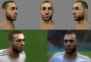 FIFA 14 Karim Benzema - Update by CoolerMaster