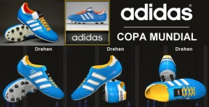 Download Adidas Copa Mundial Samba FG - Blue/White/Zest
