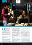 Осрик Чау: интервью для эксклюзивного номера Supernatural Magazine