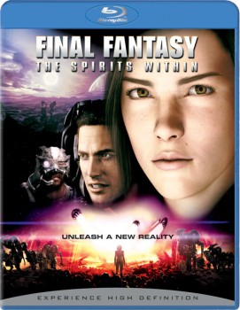 Final Fantasy - The Spirits Within (2001) Full Blu-Ray 40Gb AVC ITA LPCM 5.1 ENG DD 5.1