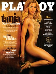 Playboy Germany May 2014 – Tanja Szewczenko