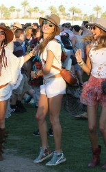 Alessandra Ambrosio - 2014 Coachella Music Festival: Day One 4/11/14