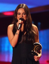 Mila Kunis - 2014 MTV Movie Awards in LA 4/13/14