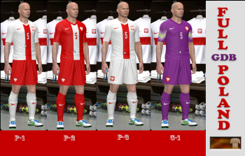 Download Poland 2014-15 Kits Full GDB by mikrof28