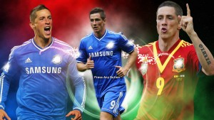 Download PES 2014 Fernando Torres Start Screen by Hawke