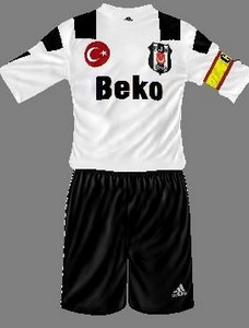 ee1530321108420 FIFA 14 Besiktas JK 1992 93 Away Kit by veNev