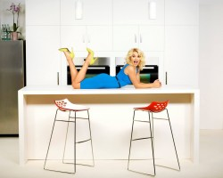 Emily Osment - Young & Hungry Promo Photoshoot