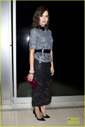 Camilla Belle - Jimmy Choo Launch Of CHOO.08 in Beverly Hills 4/15/14