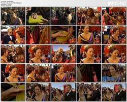 PATRICIA HEATON '04 cleavage - 56th Annual Primetime Emmy Awards - 9.19.04