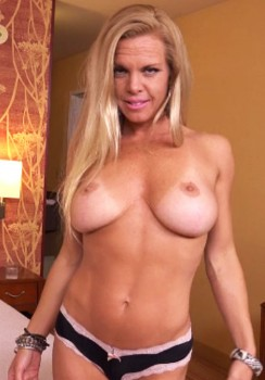 Jeanie - Amateur Mom First Porn Cover