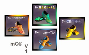 Download PES 2013 Nike 2014-2015 Football Boots Colorways by mC