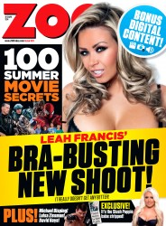Zoo Magazine - Bra-Busting New Shoot! (April 2014) UK