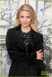 Dianna Agron - AlunaGeorge and DJ Cams Performance at The W Hotel in San Francisco 4/18/14