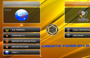 Team Editor Manager 1.0 by lagun-2