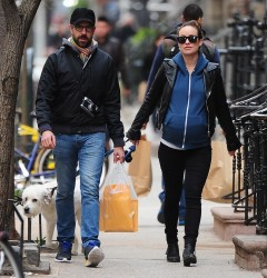 Olivia Wilde out and about in New York City on April 18, 2014
