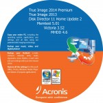����������� ������ � Acronis Disk Director 11.0.23.43 Final � True Image 2013 v16 Build 5551 Final (2014|RUS)