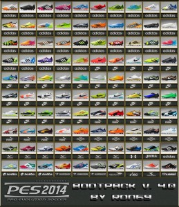 Download PES 2014 BOOTPACK VERSION 4.0 BY RON69