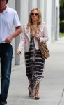 Ashley Tisdale out in Los Angeles - April 18, 2014