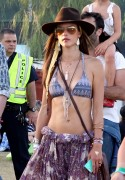Alessandra Ambrosio - at the 2014 Coachella Music Festival - 04/20/14