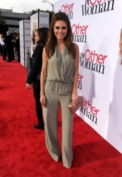 "Maria Menounos - ""The Other Woman"" Premiere in LA 4/21/14"