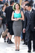 Katy Perry - Arriving At Jimmy Kimmel Live! - April 21 2014