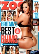 Zoo Magazine - Britain's best bums! (April 2014)