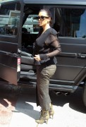 Kim Kardashian - Shopping at Canyon Beachwear in Studio City 4/23/14