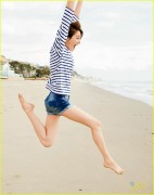 Shailene Woodley - Natural Health Magazine May 2014