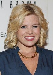 "Megan Hilty - ""The Other Woman"" Screening in NYC 4/24/14"